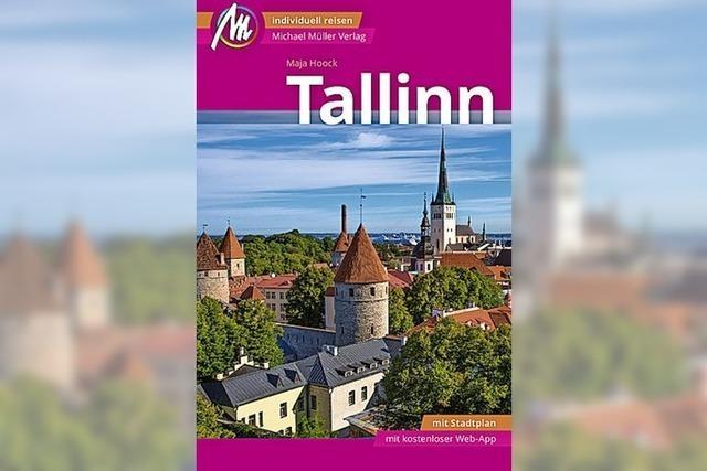 Tallinn, Haupsttadt von Estland