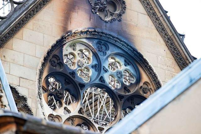 Notre-Dame und der Wiederaufbau: