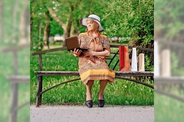 Die Rente auf einen Blick