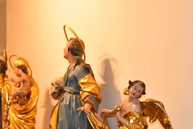 Eine Ausstellung im Klostermuseum zeigt St. Märgen im Barock