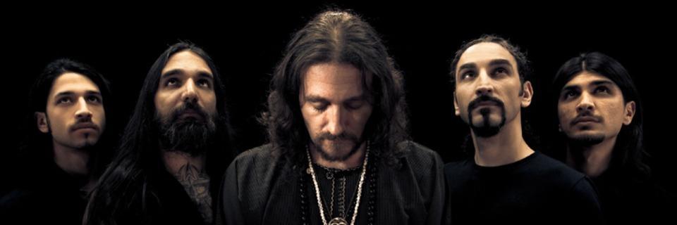 Die Folk-Metal-Band Orphaned Land tritt im Z7 auf