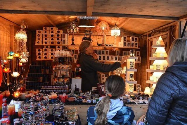 Der Weihnachtsmarkt in Lörrach soll rentabler werden