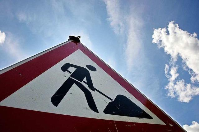 Bad Krozinger Ortsdurchfahrt nächste Woche gesperrt