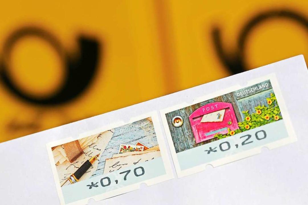 Porto Wird Teurer Kostet Ein Brief Bald 90 Cent Geld Finanzen