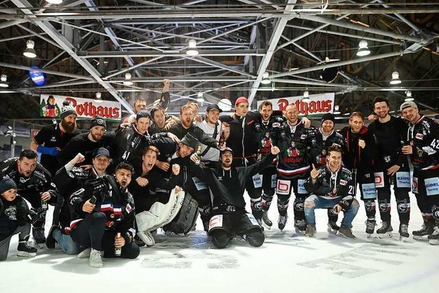 Die ersten 7 Spieler verlassen den EHC Freiburg