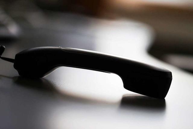 Falscher Polizeibeamter am Telefon