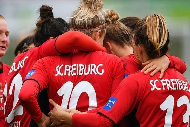 SC Freiburg verpflichtet U19-Nationalspielerin Wittje vom VfL Wolfsburg