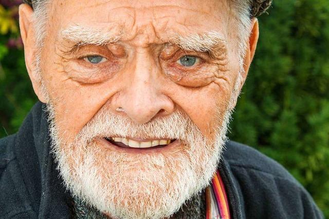 100-jähriger Ettenheimer: