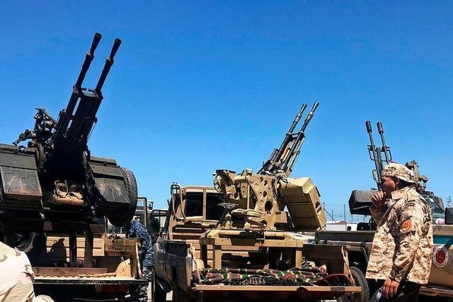 Mehr als 200 Tote bei Kämpfen in Libyen – UN-Sicherheitsrat tagt
