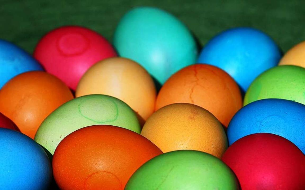 Warum ist Ostern nicht an einem festen  Datum?  | Foto: dpa