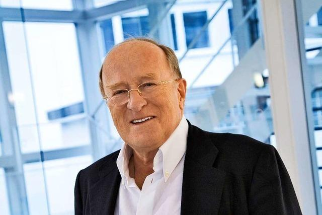 Der Furtwanger Fabrikant Horst Siedle ist tot