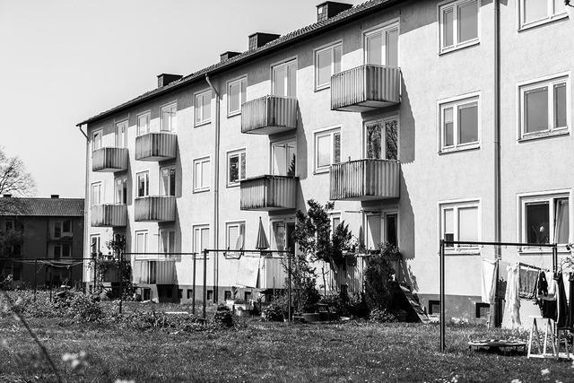 Fotos: Hier stirbt eine Wohnsiedlung in Freiburg
