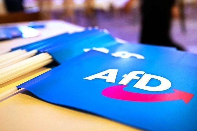 Staatsanwaltschaft ermittelt in Spendenaffäre gegen AfD-Schatzmeister – wegen Wahlkampfhilfe eines fragwürdigen Vereins