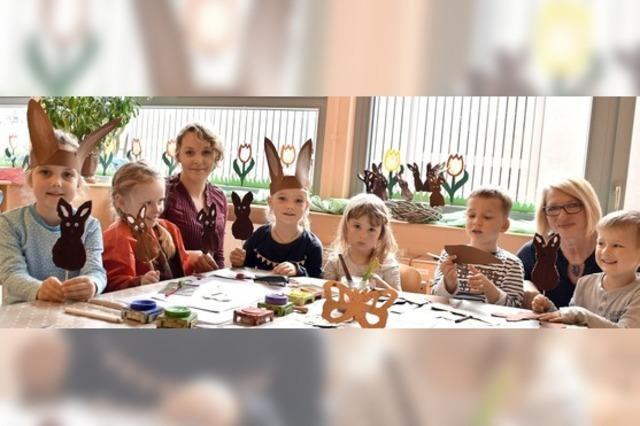 Ostereier, Küken und die Auferstehung