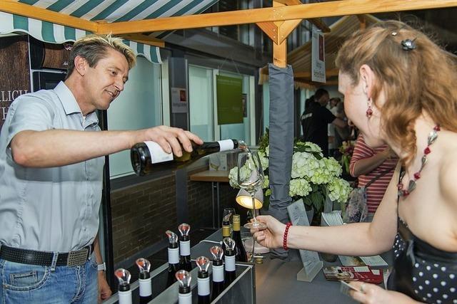 Weinmesse startet in die dritte Dekade