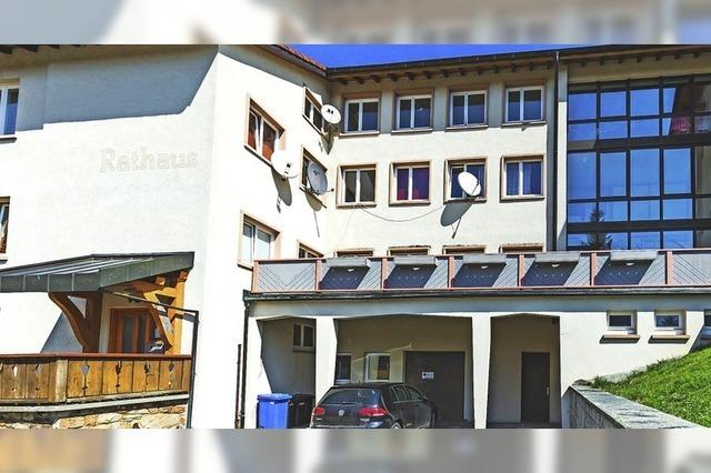 Grafenhausen stellt Zukunftsweichen
