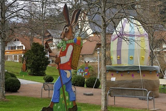 Buntes Programm am Ostersonntag in Todtmoos