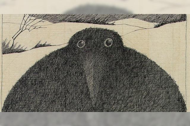 Paul Floras Zeichnungen und Radierungen werden derzeit im Hans-Thoma-Kunstmuseum ausgestellt.