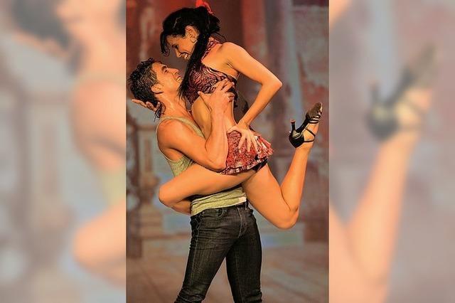 Tanz auf der Theater- und der politischen Bühne
