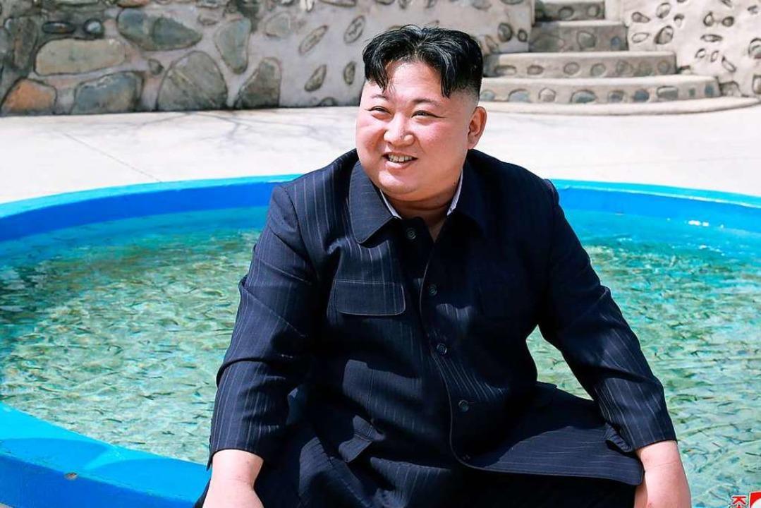 Kim Jong-un  | Foto: dpa