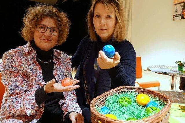 Beim Weiler Erzählforum drehte sich alles ums Ei