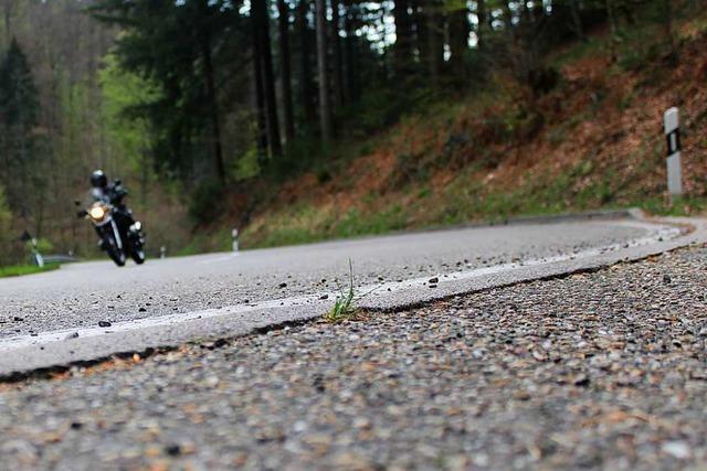 Auf der beliebten Motorradstrecke von Bleichheim nach Freiamt häufen sich die Unfälle