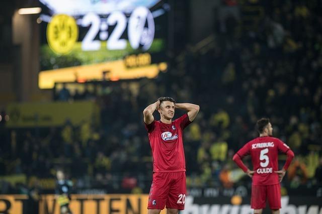 Fotos: Freiburg gegen Dortmund - die Historie in Bildern