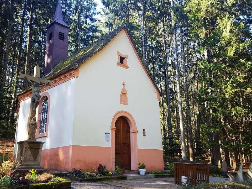 Die Kniesteinkapelle  | Foto: Beate Zehnle-Lehmann