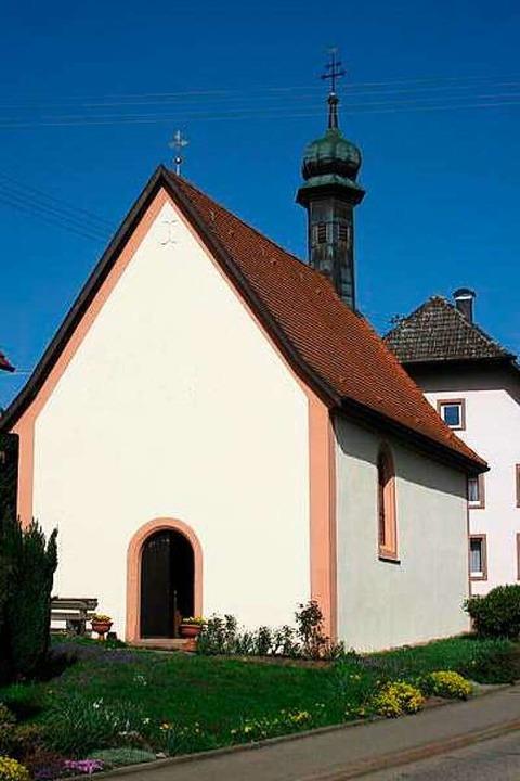 Die St. Anna Kapelle  | Foto: Beate Zehnle-Lehmann
