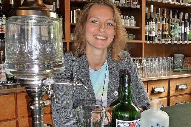 Die Alte Apotheke lädt zum großen Freiburger Absinth-Fest