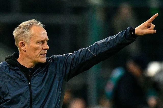 Liveticker: Der SC Freiburg empfängt Borussia Dortmund