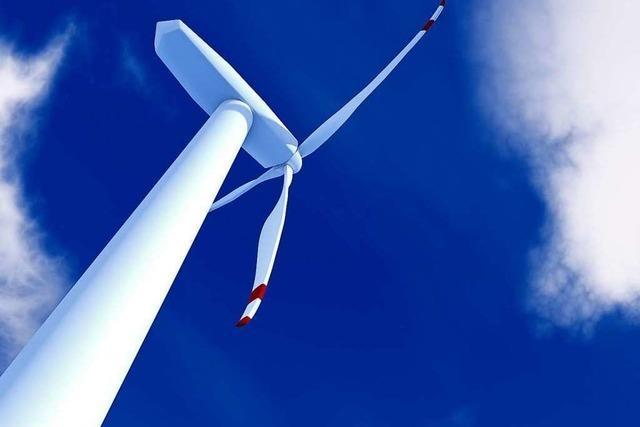 Windkraftbefürworter und -gegner setzen sich an einen Tisch