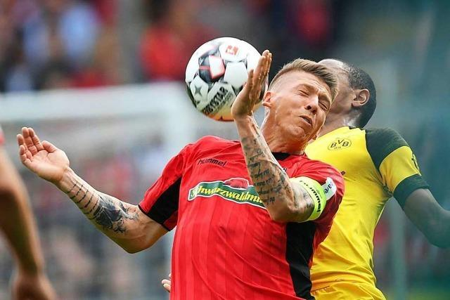 Verschiedene Faktoren führen zu den Rückschlägen des SC Freiburg