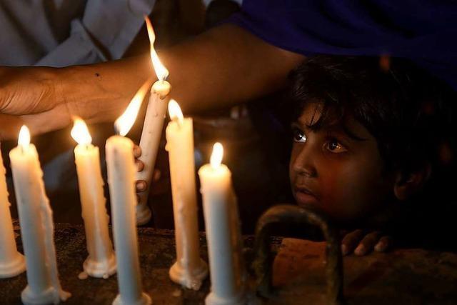 Stummer Schock, Panik, Ausnahmezustand: Sri Lanka nach den Anschlägen