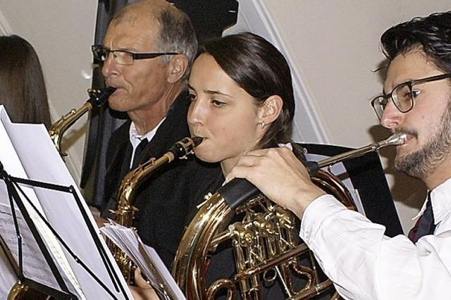 Viel Musik umrahmt die Ostergottesdienste