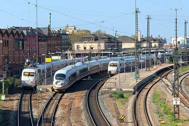 Erneute Geduldsprobe für Reisende auf der Rheintalbahn