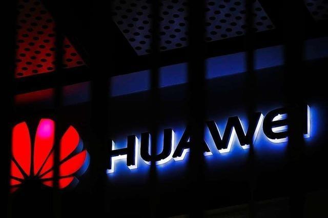 Huawei sieht sich als Opfer