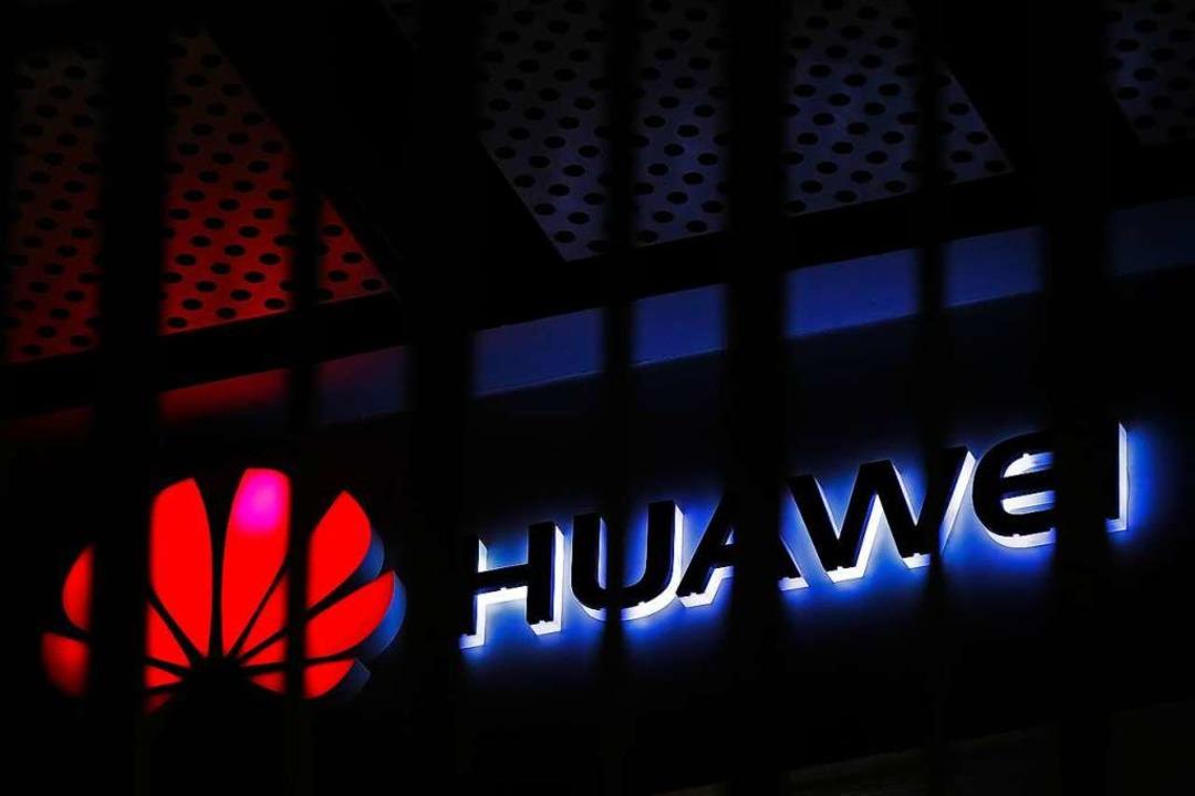 Sicherheitsrisiko für den Westen? Der chinesische Konzern Huawei   | Foto: DPA