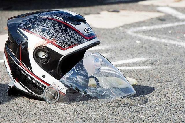 Tote und Schwerstverletzte bei Motorradunfällen an Ostern