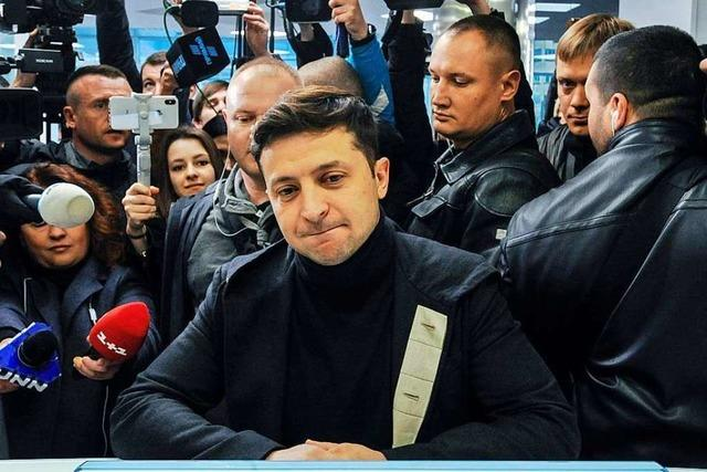 Präsident Selenski: Der ideale Populist