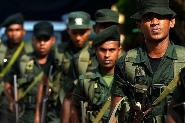 Anschläge von Sri Lanka werden als Vergeltung für Christchurch eingestuft
