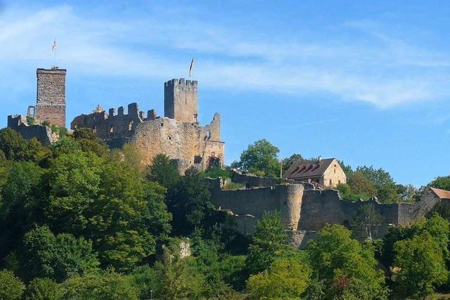 Burg Rötteln wird vom wissenschaftlichen Standpunkt aus beleuchtet