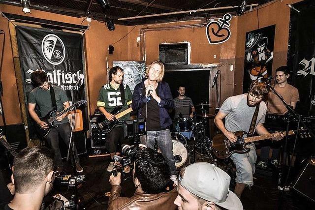 Am Freitag veranstaltet die Freiburger Band QULT eine EP-Release-Party in der Mensa Bar