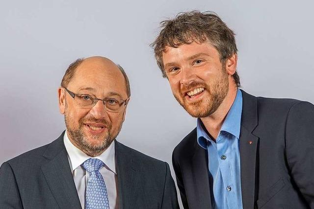 Martin Schulz kommt am 13. Mai nach Lörrach