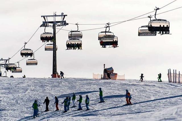 Am Feldberg geht die Skisaison vorzeitig zu Ende