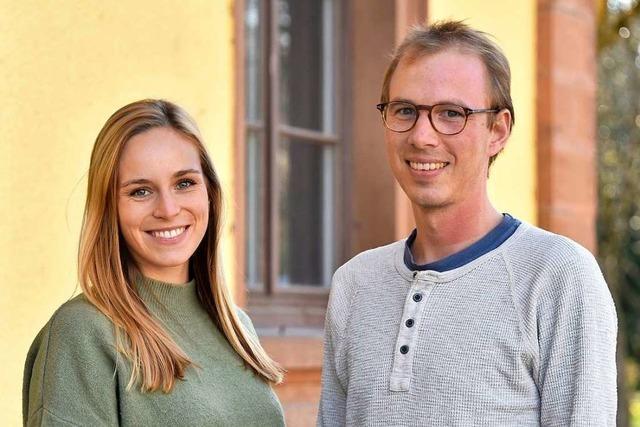 Warum sich zwei Freiburger für die Europa-Partei
