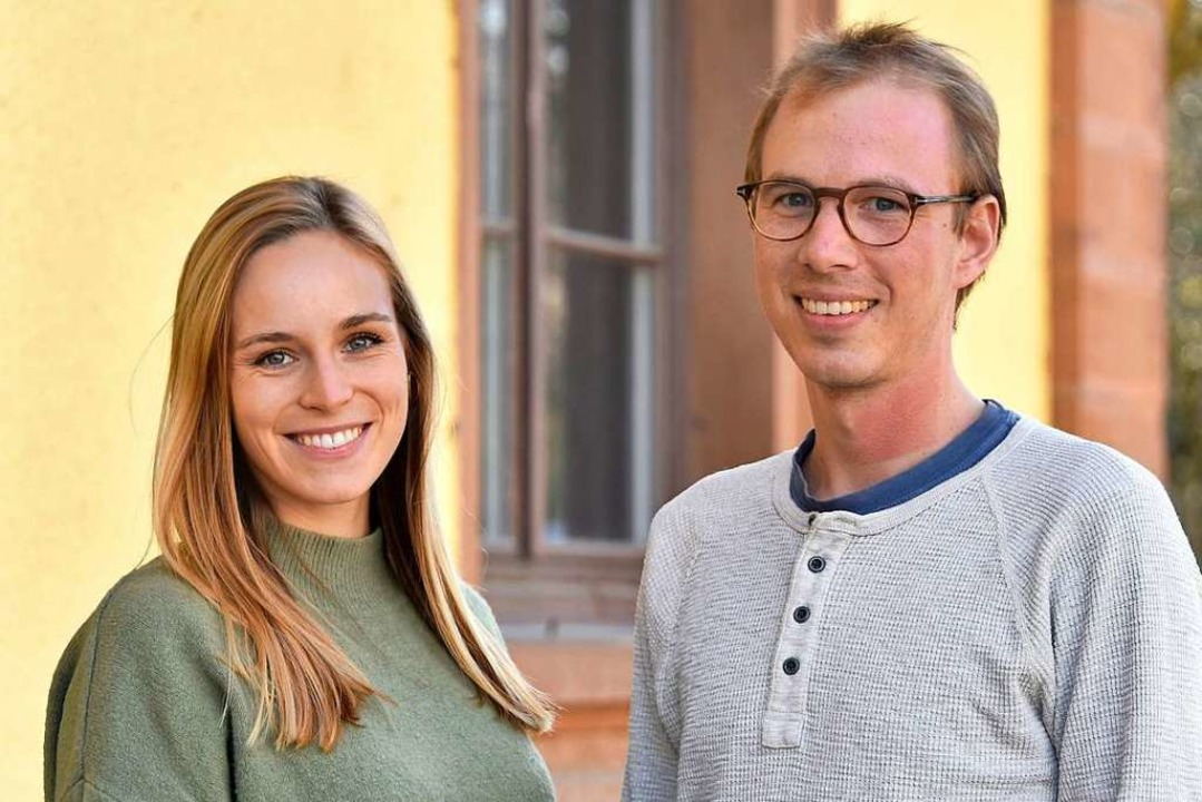 Anne Papke und Ole Seutter  | Foto: Michael Bamberger