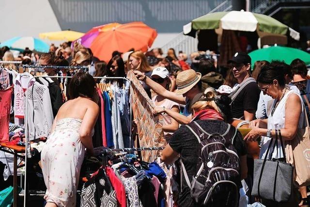 8 Gründe, warum wir uns auf den Frollein Flohmarkt freuen