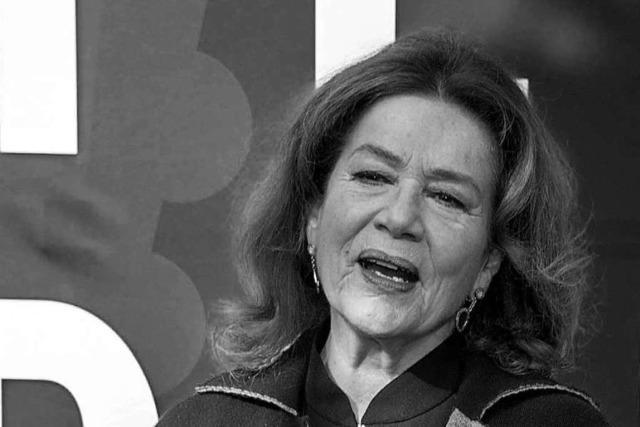 Hannelore Elsner im Alter von 76 Jahren gestorben