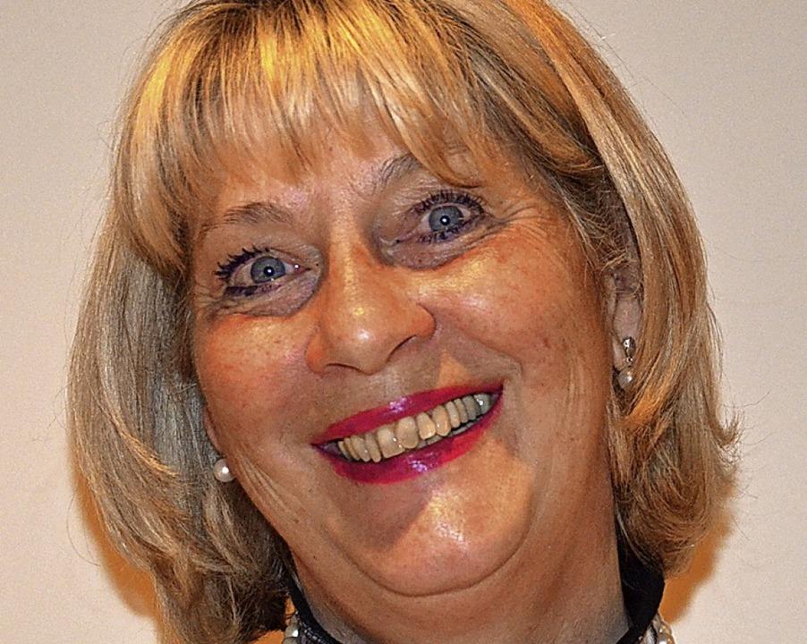 Eva Janzen-Georgii ist die neue 2. Vorsitzenden. | Foto: Christiane Sahli
